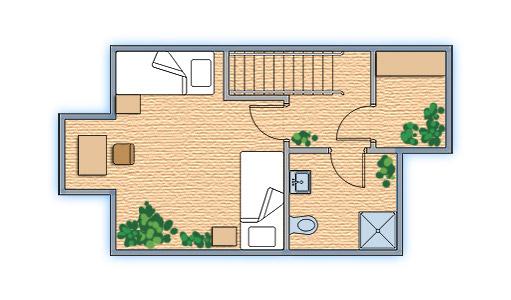 unterk nfte familienerholungswerk. Black Bedroom Furniture Sets. Home Design Ideas